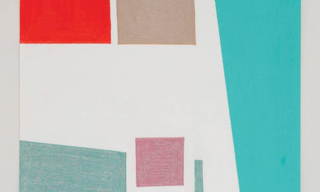 Todos os desenhos são feitos com lápis de cor comuns em papel 100% algodão para resistir as muitas camadas Terceiro / Divulgação