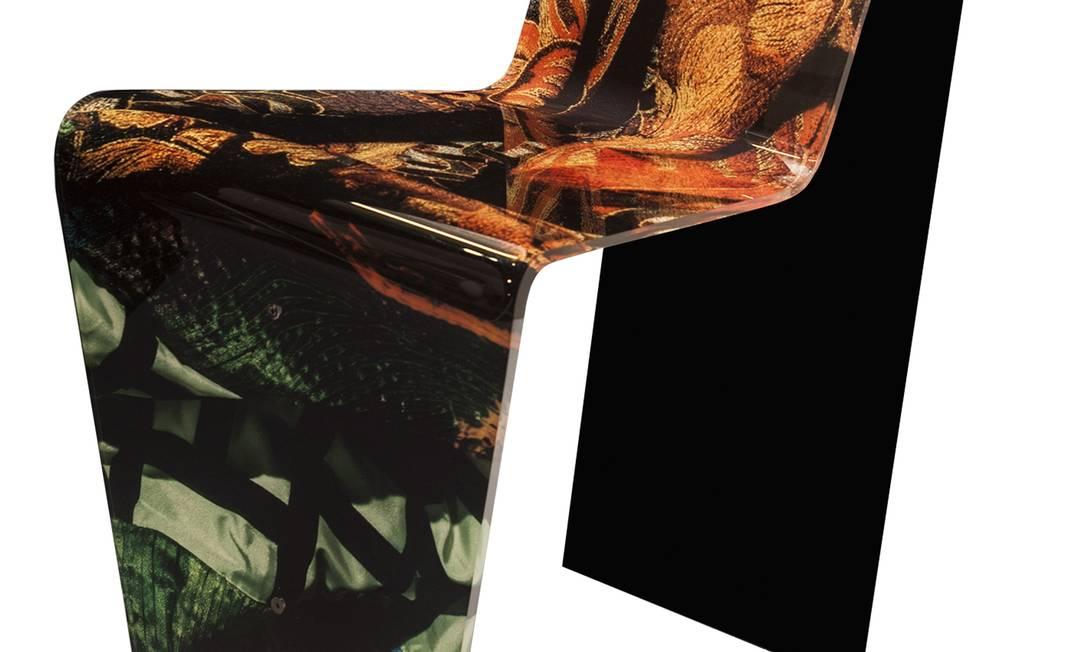 RG Rio de Janeiro (RJ) 28/02/2014 pauta de decoração criadores de moda e seus lançamentos de decoração Foto DIVULGAÇÃO Terceiro / Agência O Globo