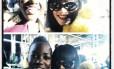 Novas melhores amigas: Lupita faz selfie com Rihanna