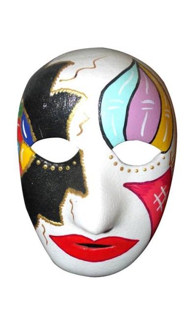 A Arteiro (www.arteiro.com.br) tem peças em papier maché com pintura artesanal por R$ 25 Terceiro / Divulgação