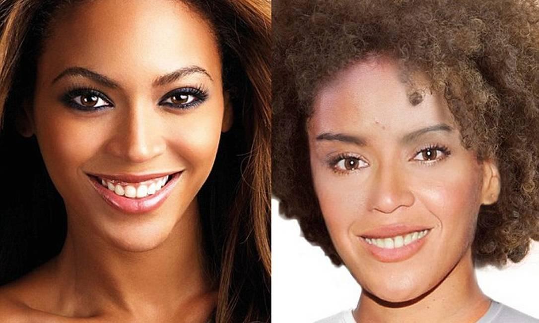 E o que acharam de Beyoncé? Reprodução Vouchercodespro