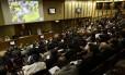 Cerca de 60 representantes participam de uma conferência climática de dois dias no Vaticano