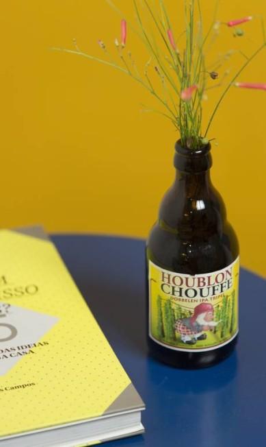 Para beber e enfeitar: cerveja especial com design caprichado no rótulo Leo Martins / Agência O Globo