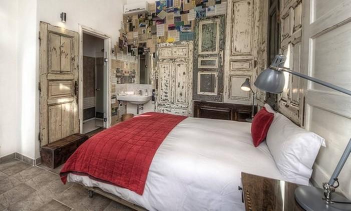 O hotel Brody Hotel, em Budapeste Foto: Reprodução