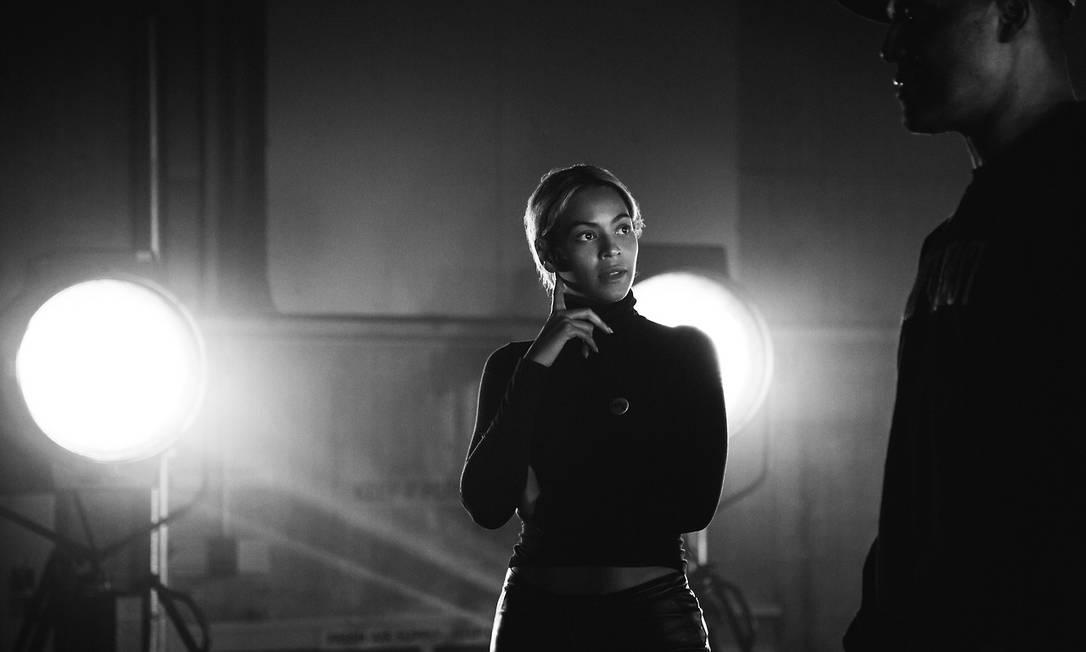 """O dueto de Beyoncé com Jay-Z com """"Drunk in love"""" foi o ponto alto do Grammy 2014 Divulgação"""