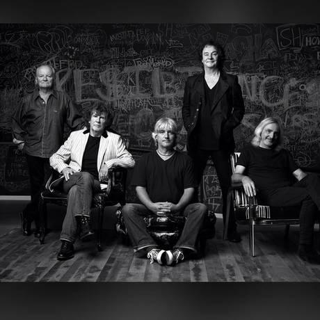 Os músicos do Zombies Foto: Reprodução
