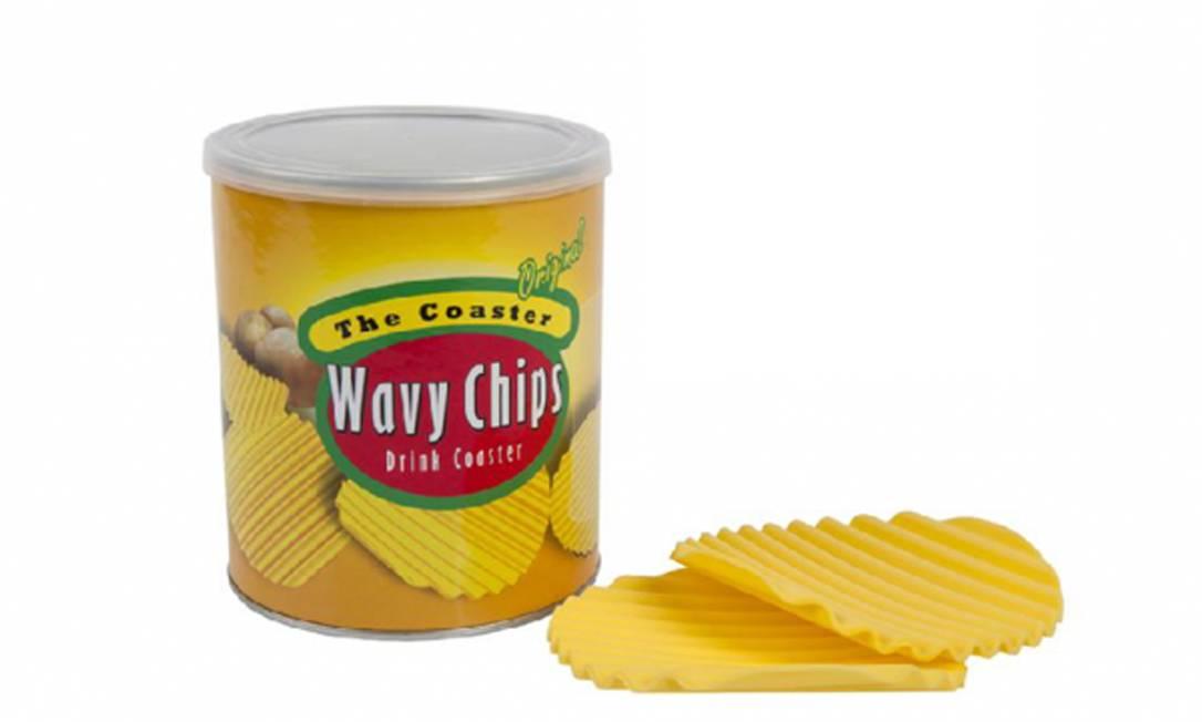 Batatas chips Nhamy (www.nhamy.com.br), R$ 50,50 Terceiro / Divulgação