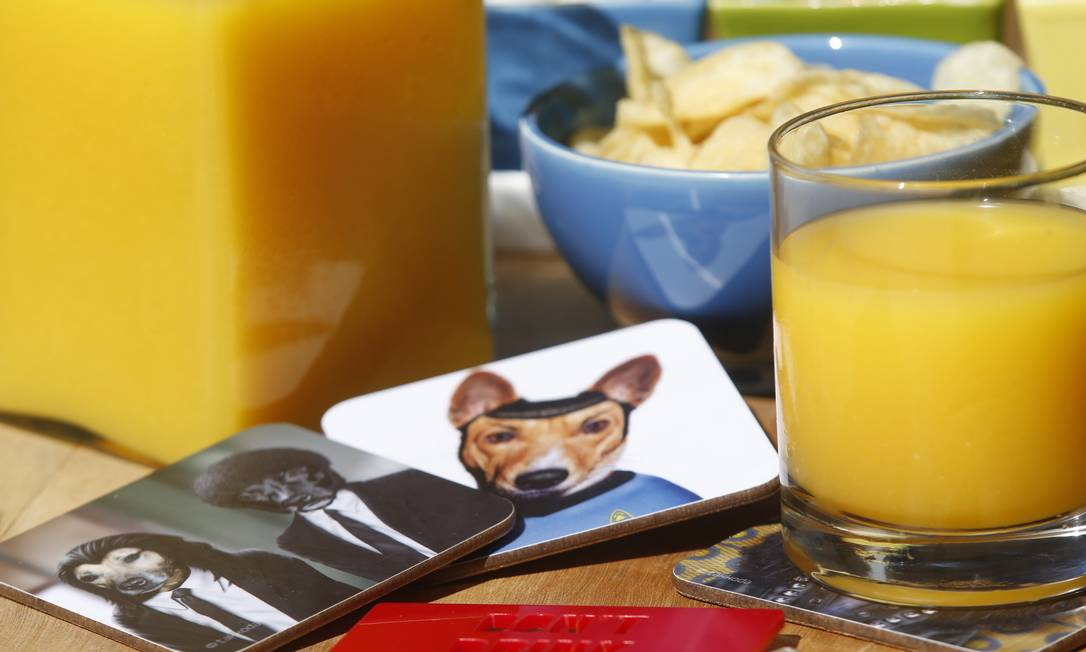 Animais personagens Qvizuland (www.qvizu.com.br), R$ 29 cada Ana Branco / Agência O Globo