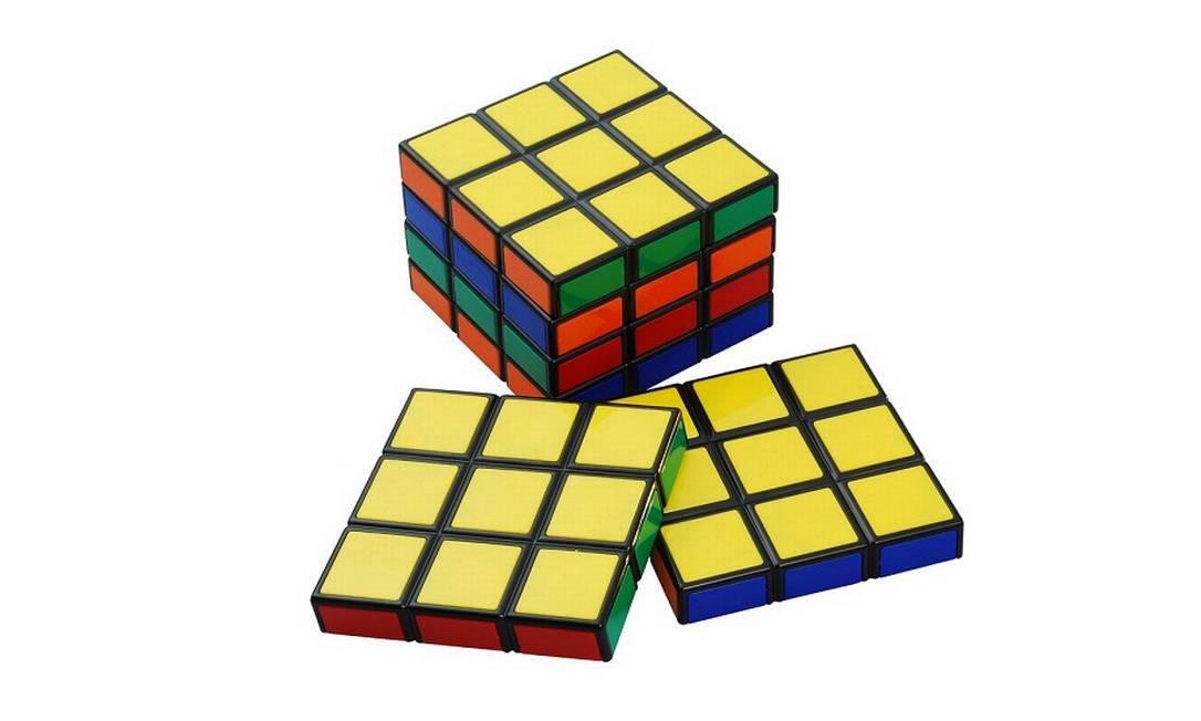 Cubo mágico Papel Craft, R$ 110 Terceiro / Divulgação