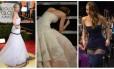 Jennifer Lawrence e seus polêmicos looks Dior...