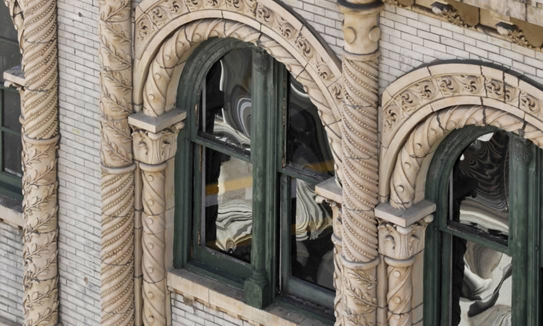 A fachada do prédio ecológico Divulgação