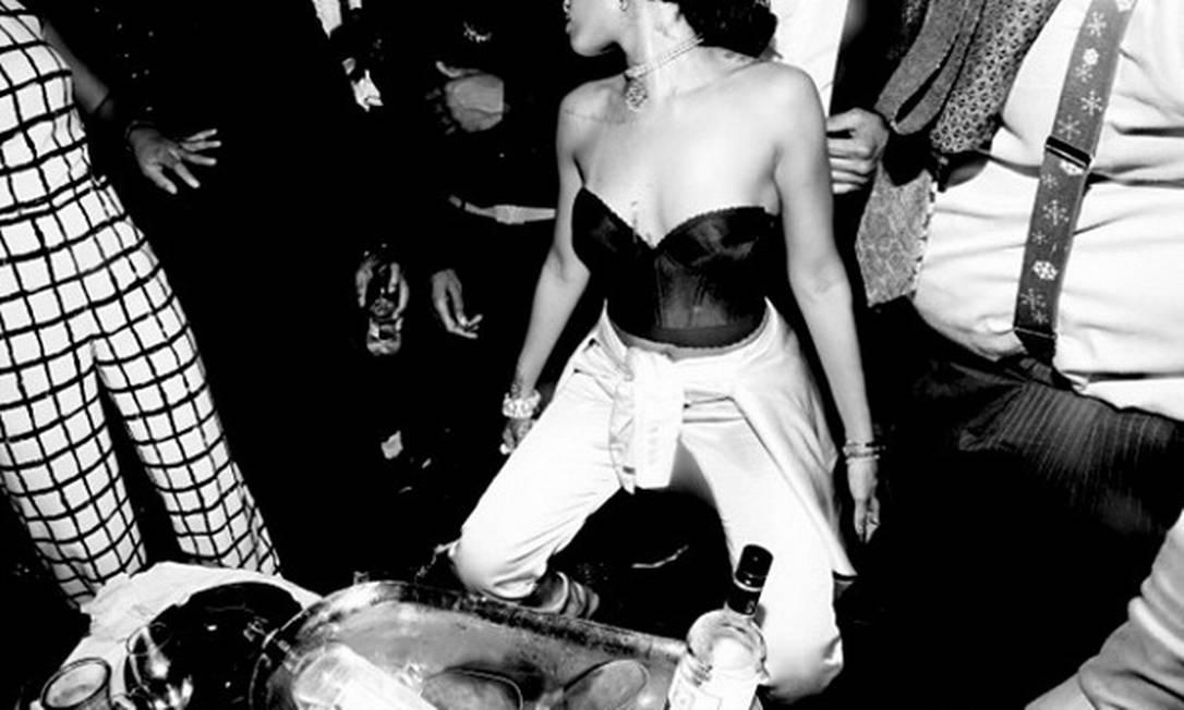 Alguém duvida de que ela virou a sensação do lugar? © Rihanna Instagram