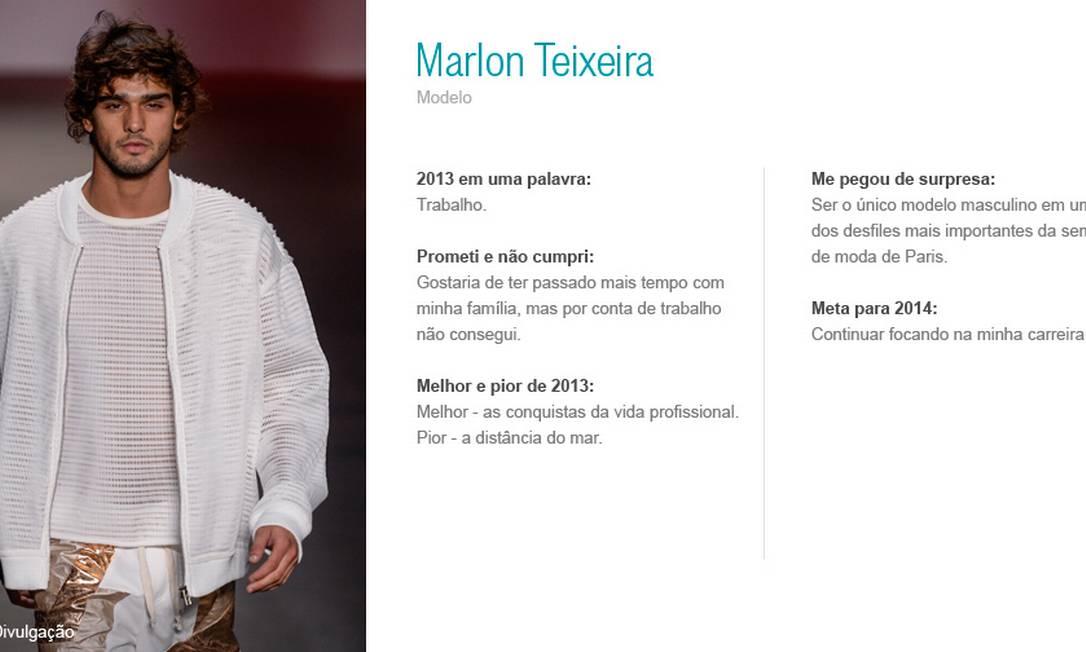 Marlon Teixeira Divulgação
