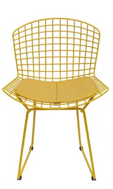 Cadeira Bertoia na Hetty Goldberg, R$ 726 Terceiro / Divulgação