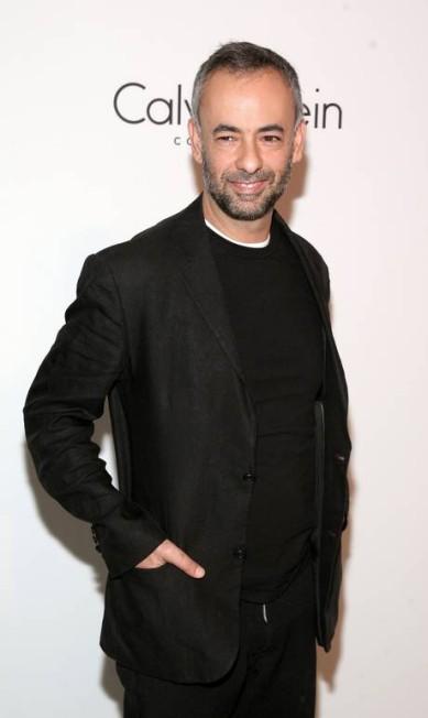 O mineiro da Calvin Klein: o estilista brasileiro Francisco Costa comemorou em 2013 uma década como diretor criativo da linha feminina da grife. Após o desfile de verão 2014 na semana de moda de Nova York, toda a equipe celebrou o marco com uma festança Andy Kropa / Andy Kropa/Invision/AP