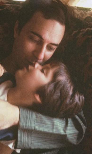 Bebel e João Gilberto no México, onde moraram quando ela tinha cinco anos Terceiro / Acervo pessoal