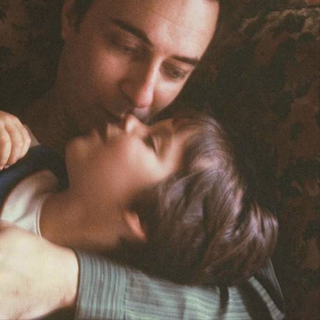 Bebel e João Gilberto no México, onde moraram quando ela tinha cinco anos Foto: Terceiro / Acervo pessoal