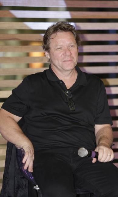 O chef Claude Troigros foi um dos convidados do bate-papo sobre o universo de luxo abordado pela revista Leo Martins / Agência O Globo