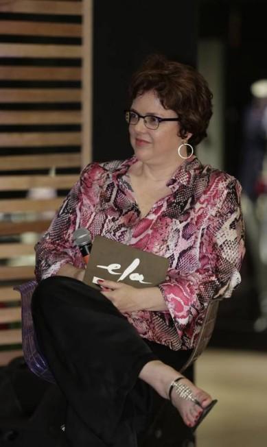 A editora do ELA, Ana Cristina Reis, falou sobre a novidade do jornal O GLOBO, que chegará nesta quinta-feira a 60 mil assinantes Leo Martins / Agência O Globo