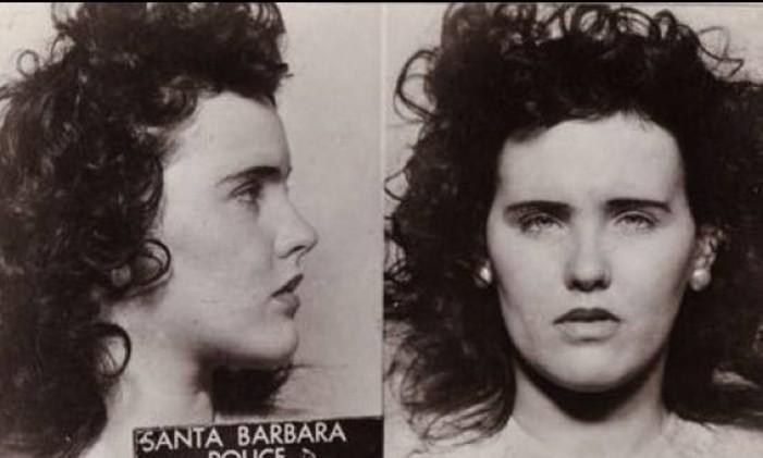 Elisabeth Short, a Dália Negra Foto: Santa Barbara Police