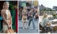 Cate Blanchett com a bolsa Hermès em cenas de 'Blue Jasmine'