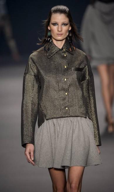 Saias e outras peças foram elaboradas com o tecido em uma tentativa de aliar conforto e sofisticação Ze Takahashi / Ze Takahashi/FOTOSITE