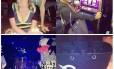 Paris Hilton comemora o aniversário da irmã Nicky em Las Vegas