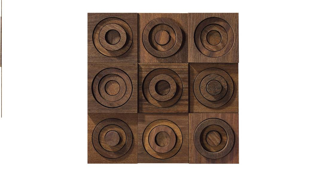 Revestimento Itatiaia Legno, Itanhangá pisos e revestimentos, R$ 154,12 (cada peça, 28,5 x 28,5 cm) Terceiro / Divulgação
