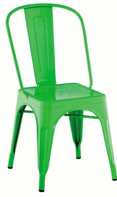 Na Galeria 021, modelo verde da cadeira (R$ 875) Terceiro / Divulgação