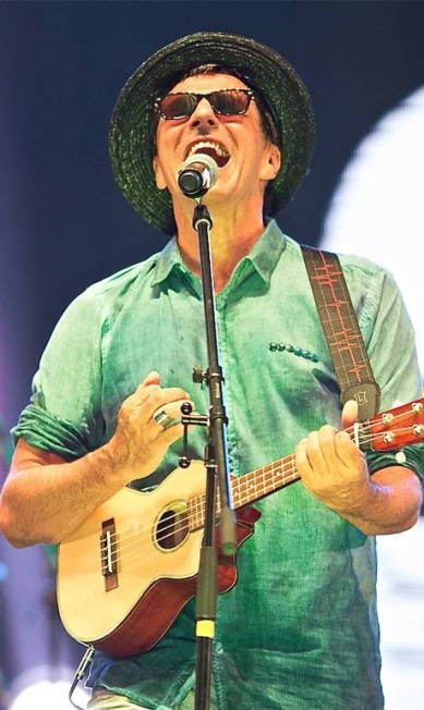 Evandro Mesquita: aos 61 anos, o cantor tem duas bandas e vai lançar DVD Terceiro / Divulgação