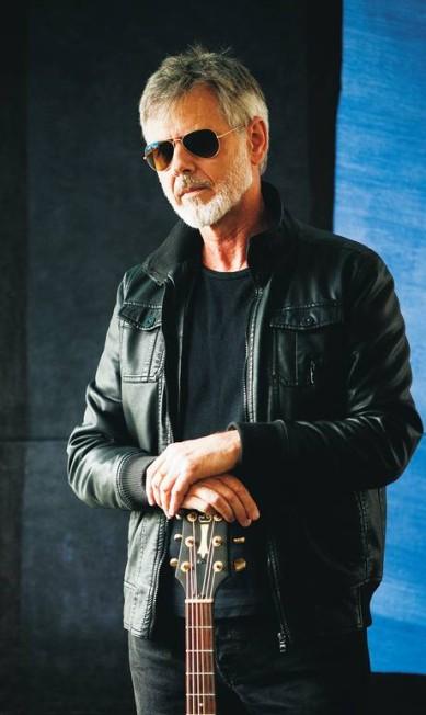 Ritchie: o músico vai estrear como ator, aos 61 anos, e está em dois novos projetos como intérprete Fabio Seixo / Agência O Globo