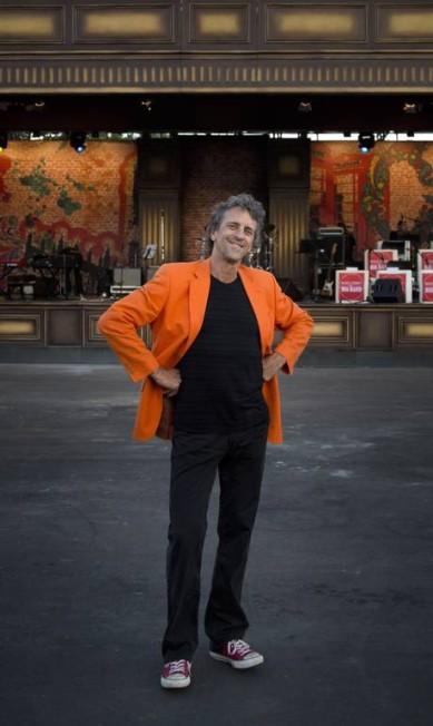 Bruce Henri, 64 anos: o músico que assina a direção artística da Rock Street toca em algumas bandas e faz corrida para manter a forma Mônica Imbuzeiro / Monica Imbuzeiro