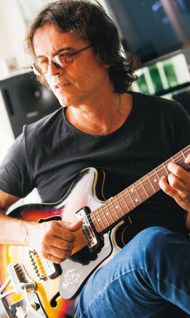 Dadi Carvalho: o músico, de 61 anos, assina novas parcerias com Arnaldo Antunes Fabio Seixo / Fabio Seixo