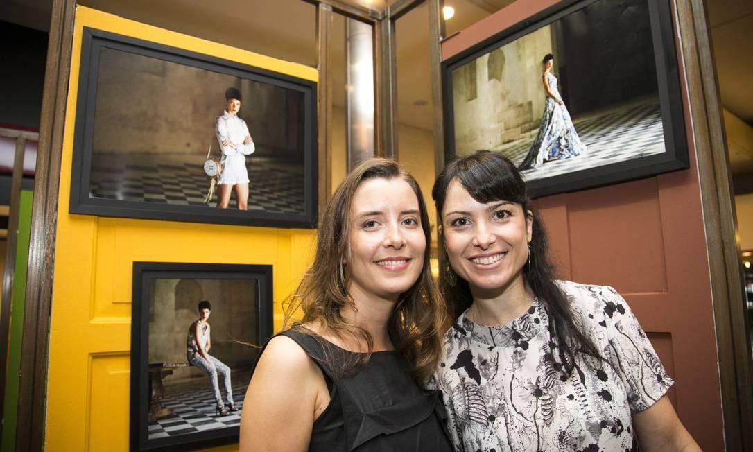 Ana Wambier e Daniela Sabbag, proprietárias da Wasabi Paula Giolito / Agência O Globo