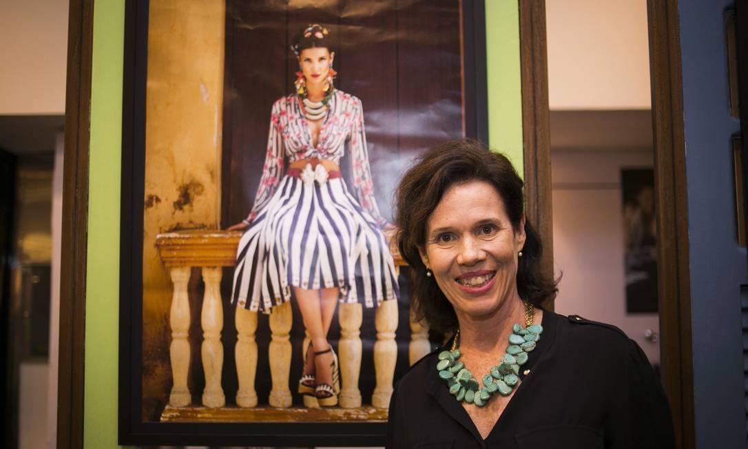 A produtora de moda e colaboradora do ELA Zizi Ribeiro Paula Giolito / Agência O Globo