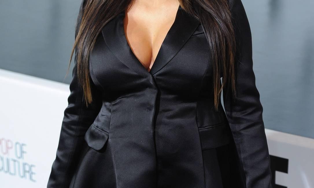 Kim Kardashian: dificuldade para emagrecer Foto: Evan Agostini / Evan Agostini/Invision/AP