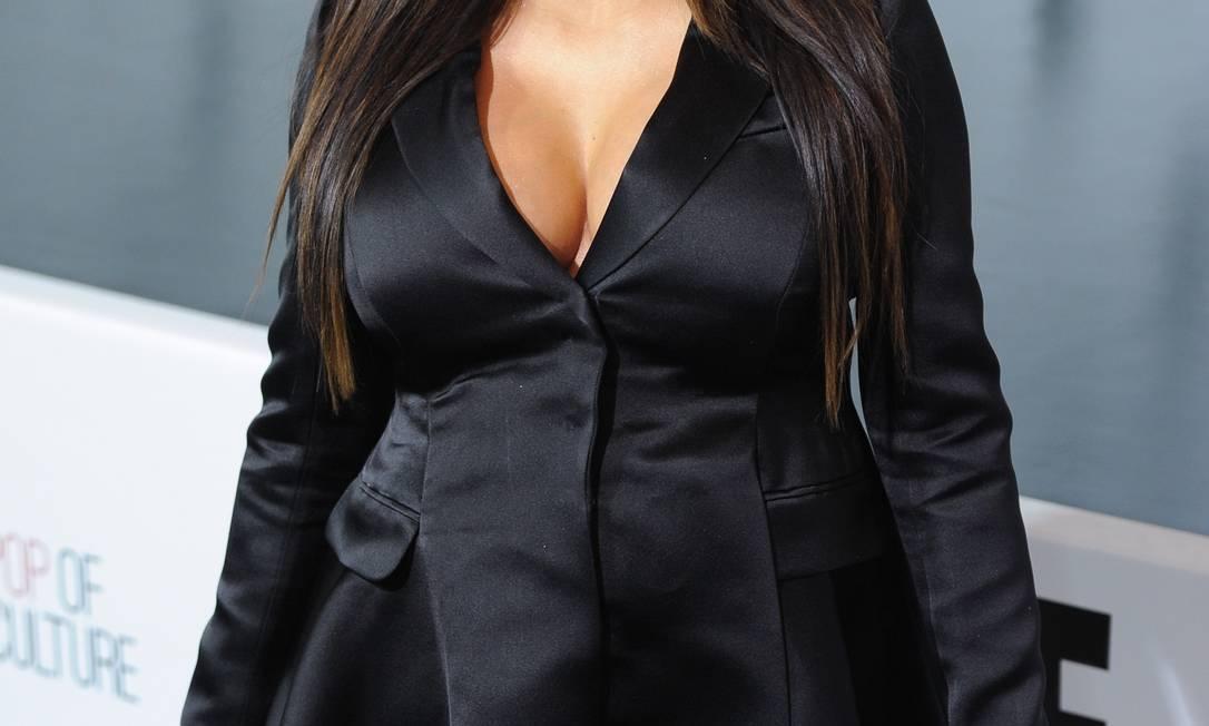Kim Kardashian: dificuldade para emagrecer Evan Agostini / Evan Agostini/Invision/AP