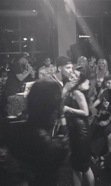 Kylie durante sua festa, em Los Angeles Reprodução Instagram
