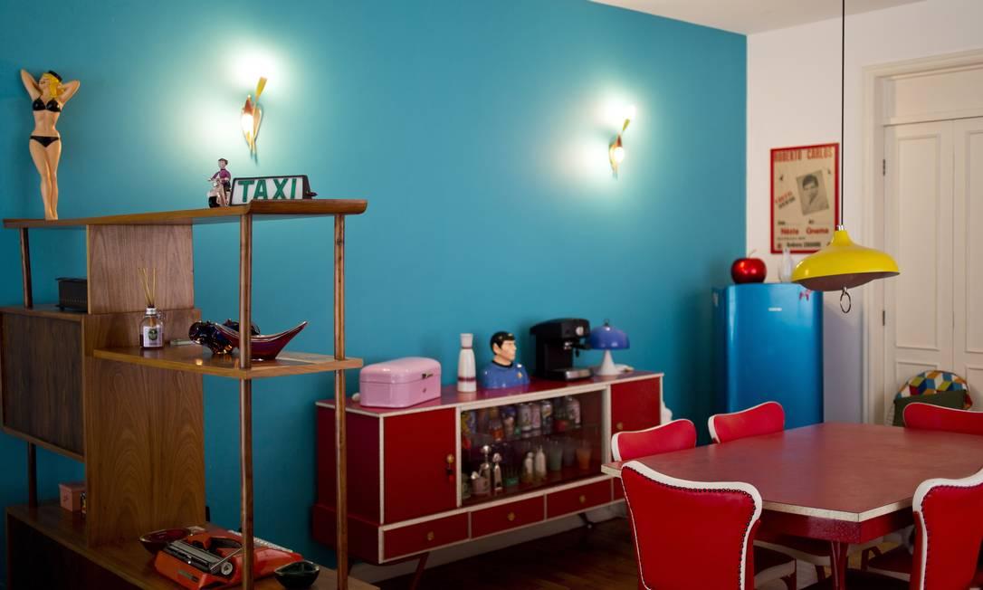 Copa: Móveis coloridos e objetos: compras até no eBay alemão Paula Giolito / Agência O Globo
