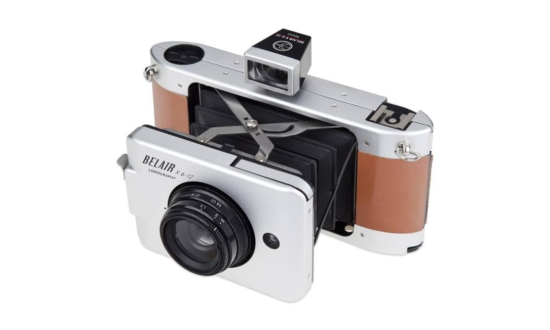 Alternativo: Câmera da Lomography. R$ 899. Rua Barata Ribeiro 369, Copacabana (21 2267-2226) Terceiro / Divulgação