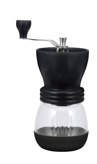 Gourmet: Moedor de café da Kyocera. R$ 238 no Armazém do Café: Rua Rita Ludolf 87, Leblon (21 3874-2609) Terceiro / Divulgação