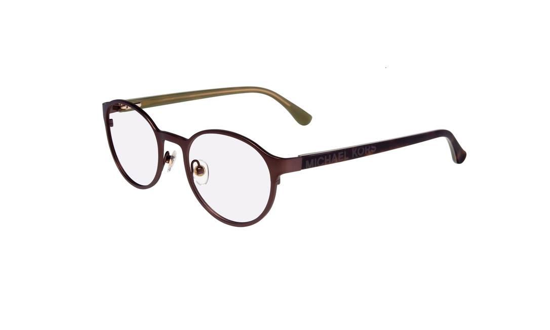 Intelectual: Óculos Michael Kors. R$ 600 na Ótica Lunetterie: Rua Visconde de Pirajá 550, Ipanema (21 2274-7640) Terceiro / Divulgação