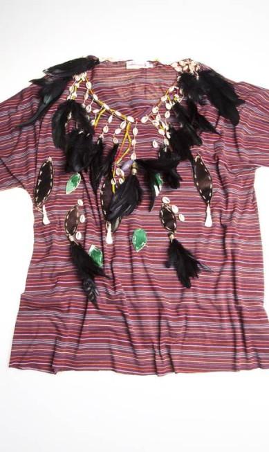 Blusa Isabela Capeto na Anexo Vintage (Shopping da Gávea), R$ 320 Laura Marques / Agência O Globo