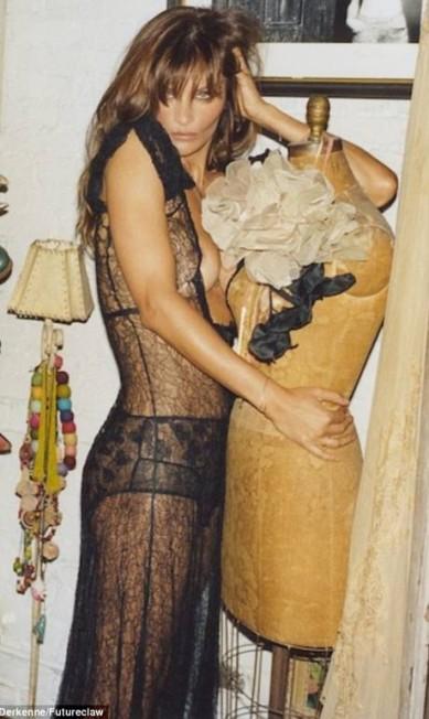 A também também já ocupou o cobiçado posto de Angel da Victoria's Secret Reprodução Futureclaw
