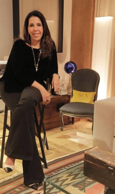 A decoradora Paola Ribeiro abre seu apartamento paulistano Divulgação