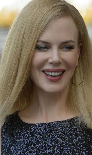 """Nicole Kidman tem fobia de outro animal voador: borboletas. """"Eu saltaria de aviões, poderia ser coberta de baratas, eu faria todos os tipos de coisas. Mas eu só não gosto da sensação provocada pelos corpos das borboletas"""" ANNE-CHRISTINE POUJOULAT / AFP"""