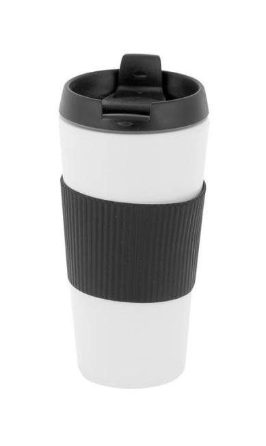 Take away copo com tampa de 450 ml da Tok Stok (www.tokstok.com.br), R$ 22,90. Perfeito para carregar um chocolate quente... Divulgação