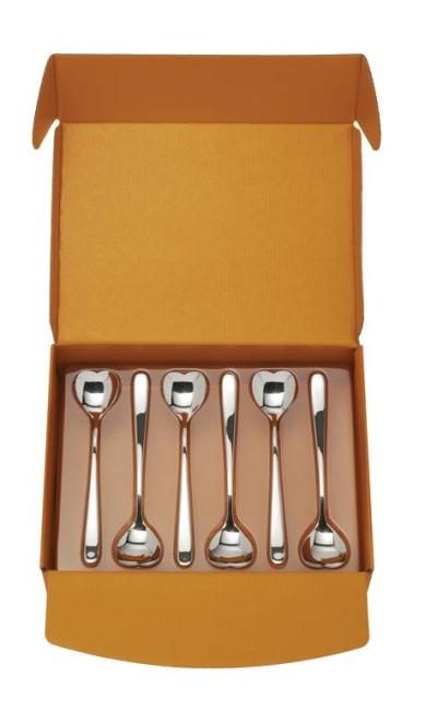 Colheres de chá Alessi à venda na LZ Studio (21 3507-7554), R$ 252 Divulgação
