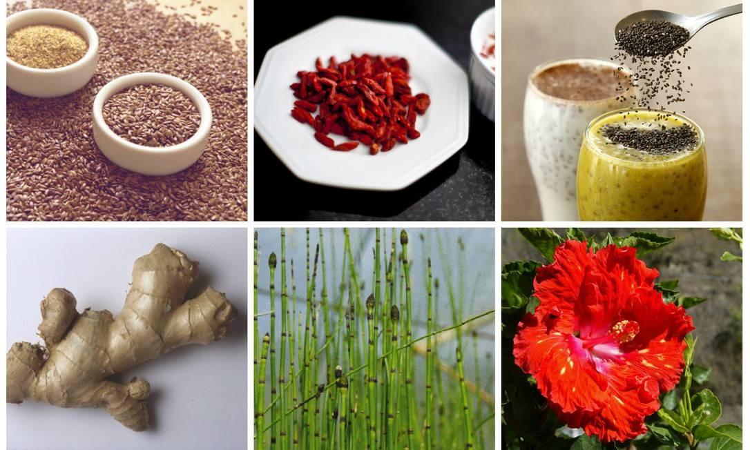 Saiba os benefícios dos ingredientes que as famosas estão incluindo em suas dietas