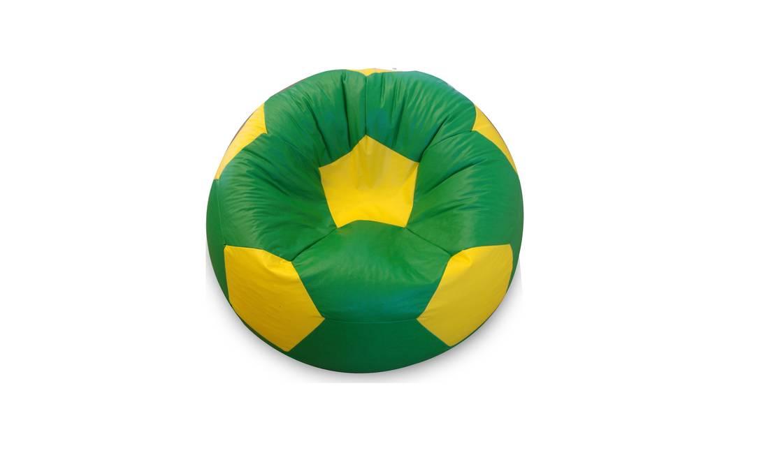 Puff bola da Mobly (http://www.mobly.com.br/), R$ 129 Divulgação